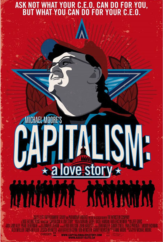 michael moore capitalism a love story essay